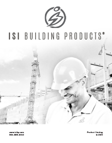 ISI Building Products Product Catalog 2017