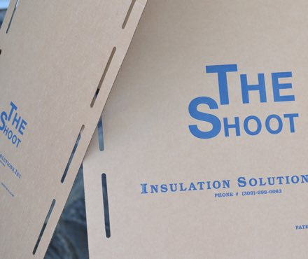 The Shoot™ Insulation Baffle